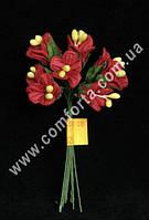 SA115-358 Букетик цветочков маленьких (8шт), h-110, цветок искусственный