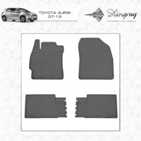 Коврики в салон для Toyota Auris 2007-2013