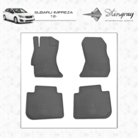 Коврики в салон для Subaru Impreza 2012- (передние)