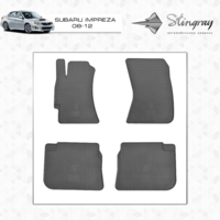 Коврики в салон для Subaru Impreza 2008- (передние)