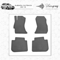 Коврики в салон для Subaru Outback 2006-2012 (передние)