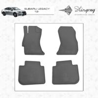 Коврики в салон для Subaru Legacy 2012- (передние)