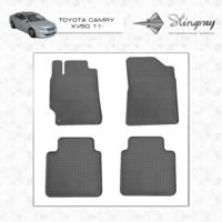 Коврики в салон для Toyota Camry XV50 2011- (передние)