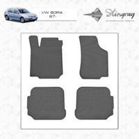 Коврики в салон для VW Bora 1997- (передние)