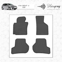 Коврики в салон для VW Golf V 2003- (передние)