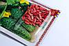 Семена огурец Кустовой (инкр) 3г Зеленый (Малахiт Подiлля), фото 4