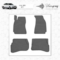 Резиновые коврики VW Passat B5 1997-2005 (передние)