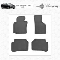 Коврики в салон для Volkswagen Passat B6 2005- (передние)