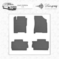 Коврики в салон для ZAZ Forza 2011- (передние)