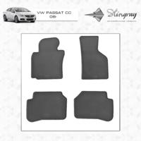 Коврики в салон для Volkswagen Passat CC 2008- (передние)