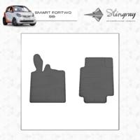 Резиновые коврики Smart 1998-2014