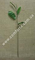 33353 Стебель искусственный, h - 60 см, зелень декоративная