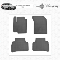 Коврики в салон для Suzuki Vitara 2015- (передние)
