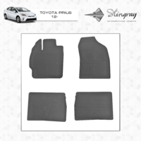 Коврики в салон для Toyota Prius 2012- (передние)