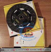 Диск сцепления A11-1601030AC Chery A15 Amulet (Лицензия) Anbay