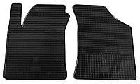Резиновые передние коврики для Kia Cerato I (LD) 2003-2008 (STINGRAY)