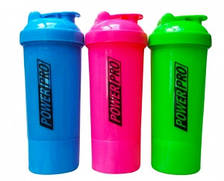 Power Pro Shaker Neon Logo 350ml