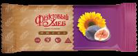 Батончик Фруктовый хлеб,инжир-подсолнух, Сладкий Мир 30 г