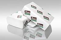 Полотенца бумажные узкопанельные ZZ Luxe белые 2-шар 170шт Eco Point, фото 1