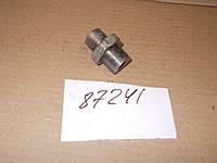 Штуцер наружный М-16*1,5 / М-20*1,5 (плоскость), каталожный №