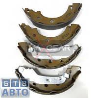 Колодки тормозні задні барабанні Fiat Doblo 2000-2011 (Maxgear 19-0294), фото 1