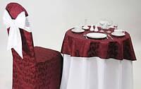 Скатертная ткань Журавинка(teflon)