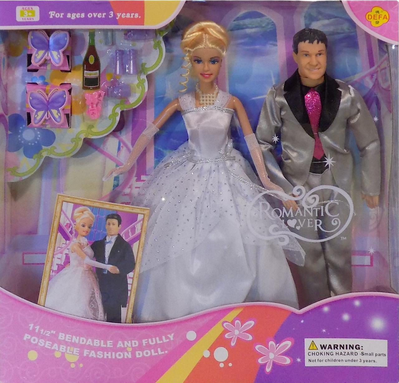 Лялька Defa сім'я 20991