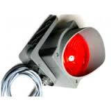 """Светофорная лампа Т8.3 AN-Motors 130 мм """"красная"""""""