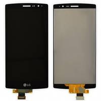 Дисплей (экран) для LG G4s H734 Dual + с сенсором (тачскрином) Black