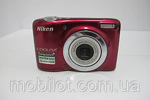 Фотоаппарат  Nikon Coolpix L25 Red (FZ-708)