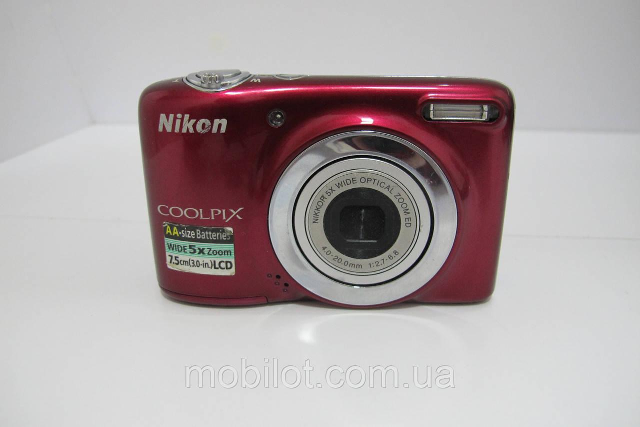 Фотоаппарат  Nikon Coolpix L25 Red (FZ-708)
