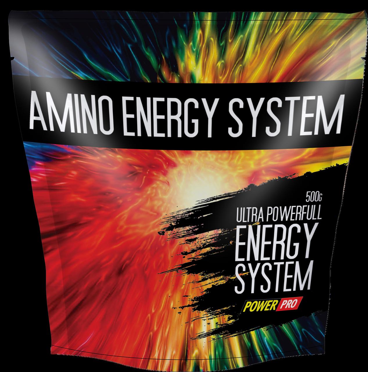 Power Pro AMINO ENERGY SYSTEM 500 g