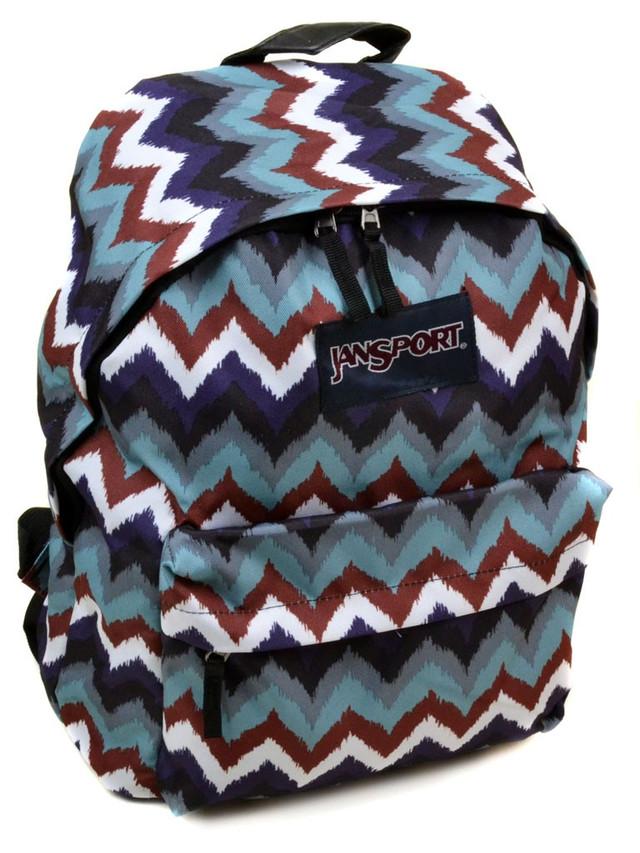 Молодежный рюкзак для города Jansport