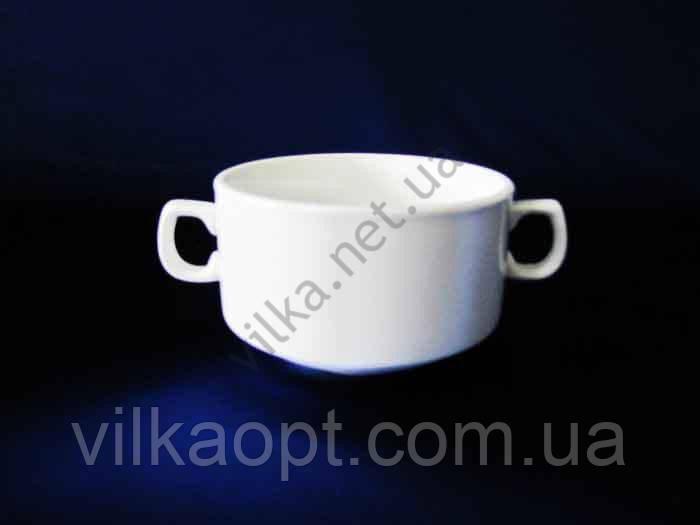 Чашка для супа керамическая белая SC500CC d 11,5 cm, h 7 cm. (450 мл.)(6 штук в упаковке)