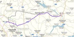 Перевозка негабаритного груза с Украины в Молдову