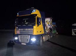Перевозка негабаритного груза с Украины в Молдову 1