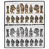 Шахматы «Римляни», 45х45 см., фото 2