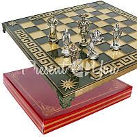 Шахматы «Рококо-Средневековая Франция», 32х32 см.
