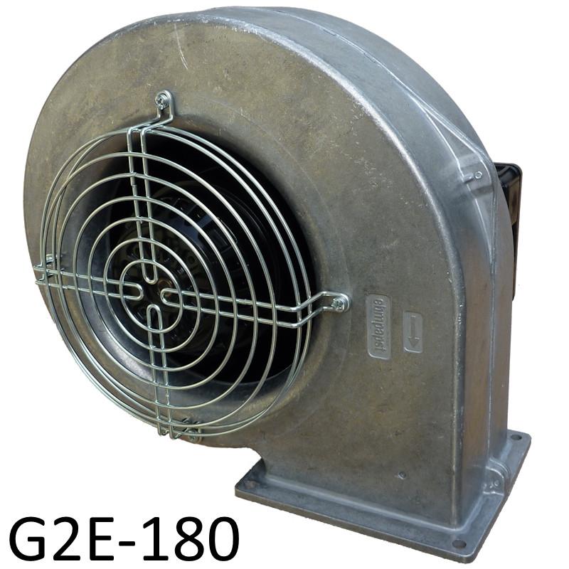 G2E 180 Вентилятор для котла с гравитационной з