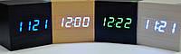 Электронные часы кубик 1293