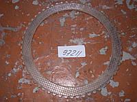 Диск гидромуфты ведомый К-700, K-701 (зубья наружу) Санкт-Петербург (металлокерамика), каталожный № 700А.17.01.037-1 трактора, грузовой машины,