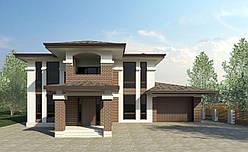 Архитектурный проект дома, коттеджа