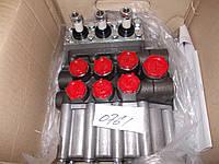 Распределитель Р-80 222 3/4-Г (с гидрозамком) МТЗ, каталожный № Р-80 222 4/4-Г  трактора, грузовой машины, тягача, эскаватора, спецтехники