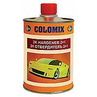 Отвердитель COLOMIX 2K для 2К эмали и лаков 2:1 0,5л