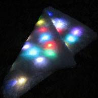 НОВИНКА! LED ОДЕЯЛО Разноцветная диодная подсветка 90*120 см - 590 грн. 120*150 см - 690 грн. 140*200 см - 790, фото 1