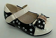 Милые и нарядные лаковые туфли для девочки, р. 23-38