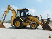 Аренда экскаватор CAT ( Caterpillar 428-422 ) в Днепропетровске