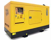 Дизельный генератор JCB G 33 QX/X