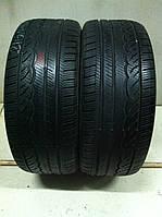 Зимние шины пара б/у Dunlop SP Sport 01 A/S 215/45/16