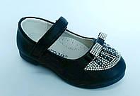Красивые нарядные детские туфли для девочки, р. 21-26